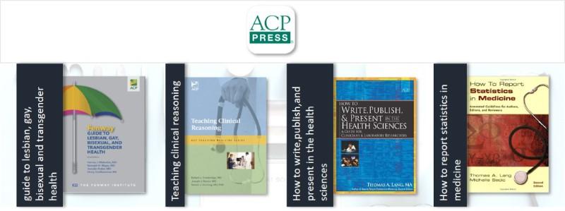 acp press publications